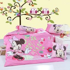 Minnie Mouse Pink Style2 Disney Bedding Sets