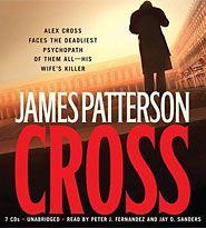 Alex Cross Series by James Patterson!