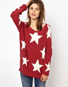 Get your fourth of July on (stars are the new polka dots!)