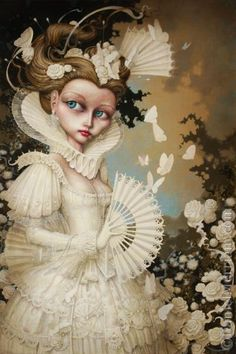 .::Daniel Merriam::. daniel merriam, architects, secret gardens, queen, madam blanch, the secret garden, artist, new art, antiques