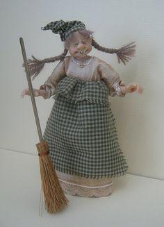 12th scale Witch by Joy ~ Adora Bella Minis