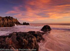 Leo Carillo State Beach, California.