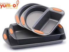 Rachael Ray Oven Lovin' Nonstick Bakeware Set, available in the Food Network Store.