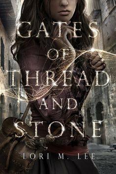 stone, labyrinth, gate, book cover, beauti book