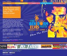 Benidorm de fiesta con Elvis