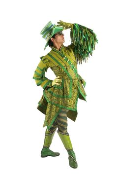 — Ozian Costumes from Wicked - Designed by Susan...