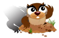 Happy Groundhog's Day! Love, Edwin, the PCHSearch owl