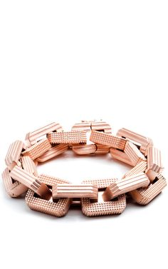 Large Supra Link Bracelet by Eddie Borgo for Preorder on Moda Operandi