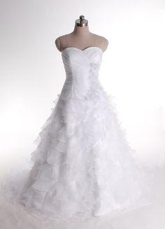 wedding dressses, dress read, organza wedding dresses, waist organza, churches, dress wedding, fashion sweetheart, sweetheart drop, drop waist