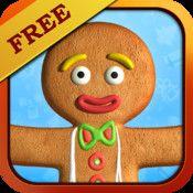 Hey First Grade Teachers!  Talking Gingerbread Man App - Use for fluency practice, spelling words, sight word practice