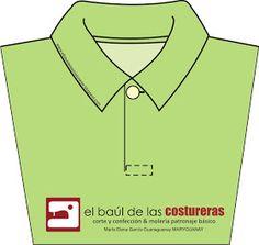 EL BAÚL DE LAS COSTURERAS: Aletilla, Tapeta, Cartera tipo Polo para Dama. Método 3
