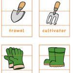 garden themed printables