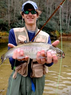 Fly Fishing in NC