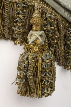 1780 french tassel - Traditional Style #Décor #Details