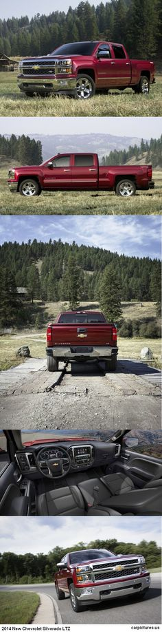"""2014 New Chevrolet Silverado, """"The King of the Road""""."""