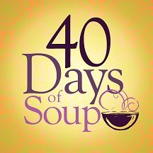 Each day during Lent, our publication apostolate, Ave Maria Press, will be posting soup recipes and Lenten reflections from their Lenten prayer books. All the books are available on the Ave Maria Press website.