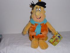Collectible Fred Flintstone by Hanna by TrueColorsBoutique on Etsy, $15.00