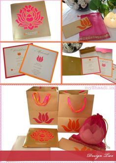 Indian Diwali Party Invitation Cards