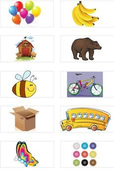 Word Sorts with Pictures-Beginning Letter Sounds