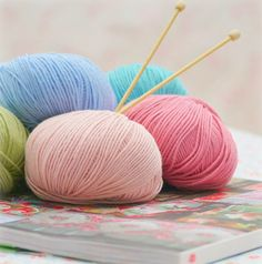beautiful yarn colors | Heart Handmade uk