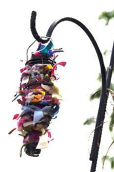 craft, color nest, activities for kids, nest materi, bird nests