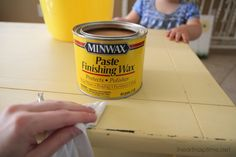 How to make chalk paint - Pictured {TUTORIAL}   I Heart Nap Time - How to Crafts, Tutorials, DIY, Homemaker