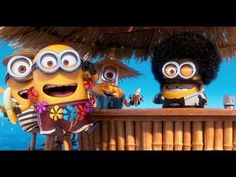 HAPPY BIRTHDAY TO YOU Sylvia! My 'Heart Sister'! love, Anna  Despicable me 2-The Minions-Happy Birthday Song - YouTube despicableme2, minions, despicable me 2, beach party, at the beach, the village, boat, parti, happy halloween