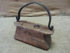 1800s Handforged Iron