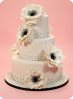 love this cake by Confetti cakes