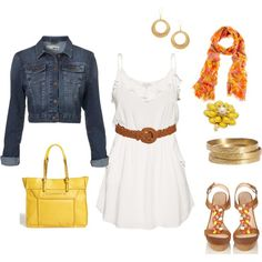 Spring! Simple and sassy