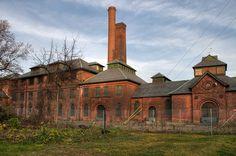 Van Buskirk's Mill in New Milford NJ