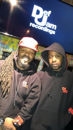 Dough From Da Go and Davron Wboyb @ the #DefJam #Undisputed Docuseries Viewing & Listening Session Held @ Drink Haus Chicago