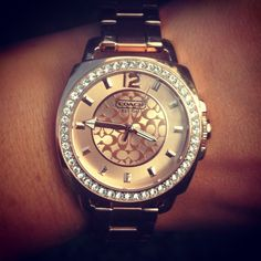 Coach Watch...please and thanks!