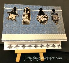 Judy Faye's Place: Stamp of the Month Blog Hop #ProPlayer #SparkleAndShineWashiTape - click to see the card inside