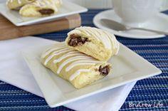 Inside BruCrew Life: Cheesecake Nutella Twists