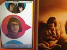 @Casifrasss: Natalie circa 1990. A young Liz Lemon. #30Rockelganger