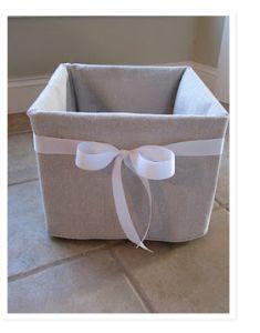 milk crate into basket