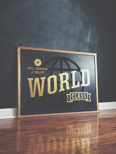 Typeverything.com - Neuarmy Surplus Co. World...