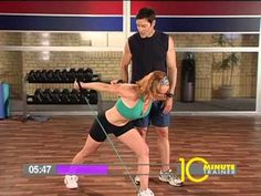 10 Minute Trainer Workout - Band Kit Tutorial for Ten Minute Trainer Workout - YouTube