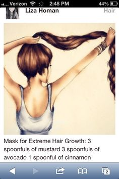 I have been looking for a way to help grow my hair, so on my board, a lot of it will be hair growth and care!!!!!!!