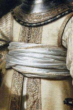 The Night Watch (Detail) - Rembrandt, 1642