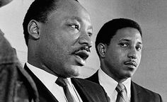 """""""Martin Luther King said if you haven't found something in life that you're willing to die for, you've not yet lived."""" - Bernard Lafayette, an original Freedom Rider."""