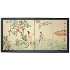 "36"" Gift of the Flower - OrientalFurniture.com"
