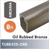 Arcadia Closet Rod, 8ft, Oil Rubbed Bronze $45.00