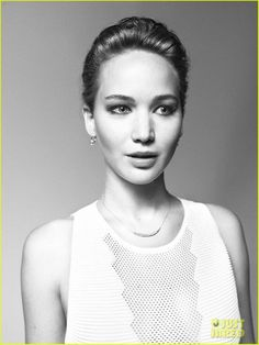 "Jennifer Lawrence ""Face"""