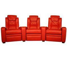 Barchetta Home Theater Seating | Coja