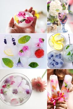 edible flowers in recipes