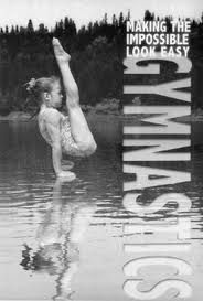 My favorite poster when I was a gymnast