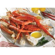 Steamed crab legs on pinterest king crab legs snow crab for Alaskan cuisine history