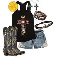 Native American Cross